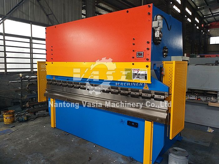 WC67Y Three Cylinders Hydraulic Press Brake