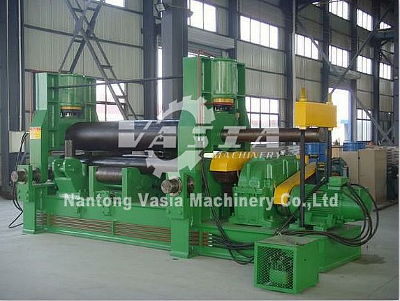 W11S Three Rollers Hydraulic Rolling Machine