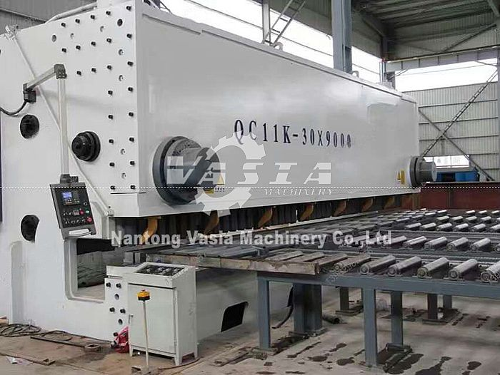 Large Size Guillotine Shearing Machine
