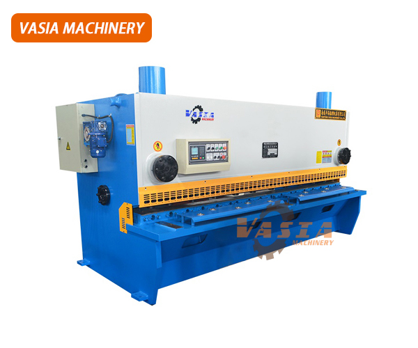 QC11Y Hydraulic Guillotine Shearing Machine